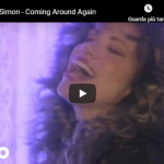 CARLY SIMON / Coming around again
