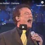 MASSIMO RANIERI / L'istrione