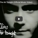 PHIL COLLINS / In the air tonight