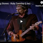THE ROLLING STONES / Ruby Tuesday