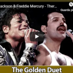 MICHAEL JACKSON & FREDDIE MERCURY/ There Must Be More To Life ThanThis