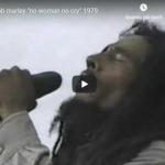 BOB MARLEY / No woman no cry