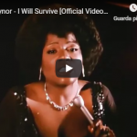 GLORIA GAYNOR / I will survive
