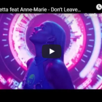 DAVID GUETTA / Don't leave me alone