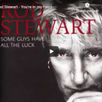 ROD STEWART / You're In My Heart