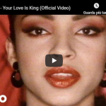 SADE / Your Love Is King
