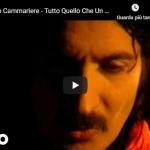 SERGIO CAMMARIERE  / Tutto quello che un uomo
