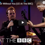 U2 / WITH OR WITHOUT YOU