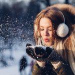 Anche se è freddo... vietato mandare in letargo la femminilità!