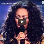 ALEXANDRA BURKE / Hallelujah