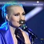 ANNA OXA / QUANDO NASCE UN AMORE