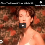 CELINE DION / The power of love