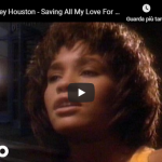 WHITNEY HOUSTON / Saving all my love for you