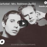 SIMON & GARFUNKEL - MRS ROBINSON