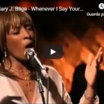 STING E MARY J BLIGE / Whenever I Say Your Name
