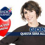Speciale Per Un'Ora d'Amore ospita Giorgia ... le canzoni che parlano al cuore