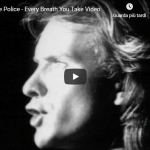 THE POLICE / Every Breath You Take