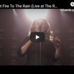ADELE / Set Fire To The Rain