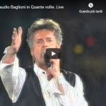 CLAUDIO BAGLIONI / QUANTE VOLTE