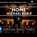 MICHAEL BUBLE' / Home