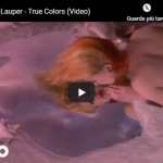 CINDY LAUPER - TRUE COLORS