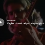 EAGLES / I can't tell you way