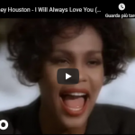 WHITNEY HOUSTON / I WILL  ALWAYS LOVE YOU