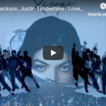 JUSTIN TIMBERLAKE - MICHAEL JACKSON / Love Never Felt So Good