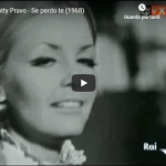 PATTY PRAVO / Se perdo te