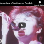 PAUL YOUNG / Love  Of The Common People