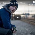 ED SHEERAN  / SHAPE OF YOU