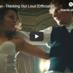 ED SHEERAN / Thinking Out Loud