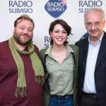 Intervista Walter Veltroni, Stefano Fresi e Simona Molinari per il film C'è tempo