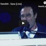 ANTONELLO VENDITTI / Sara