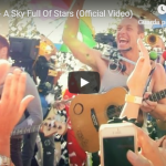 COLDPLAY / A Sky Full Of Stars
