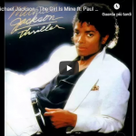 MICHEL JACKSON E PAUL MC CARTNEY - THE GIRL IS MINE