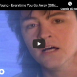PAUL YOUNG / Every Time You Go Away