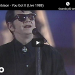 ROY ORBISON / You got it