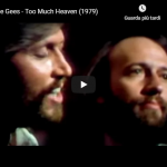 BEE GEES / Too much heaven