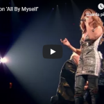 CELINE DION / All by my self
