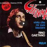 RINO GAETANO / Gianna