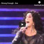CHER / Strong enough