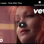 CINDY LAUPER / Time after time