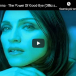 MADONNA / The power of goodbye
