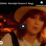 MIKE OLDFIELD / Moonlight Shadow