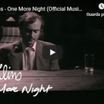 PHIL COLLINS / One More Night