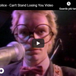 POLICE / Can't Stand Losing You