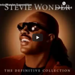 STEVE WONDER / Superstition