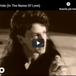 U2 / Pride (In the name of love)