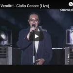 ANTONELLO VENDITTI / Giulio Cesare